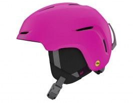 Giro Spur MIPS Ski Helmet - Matte Bright Pink