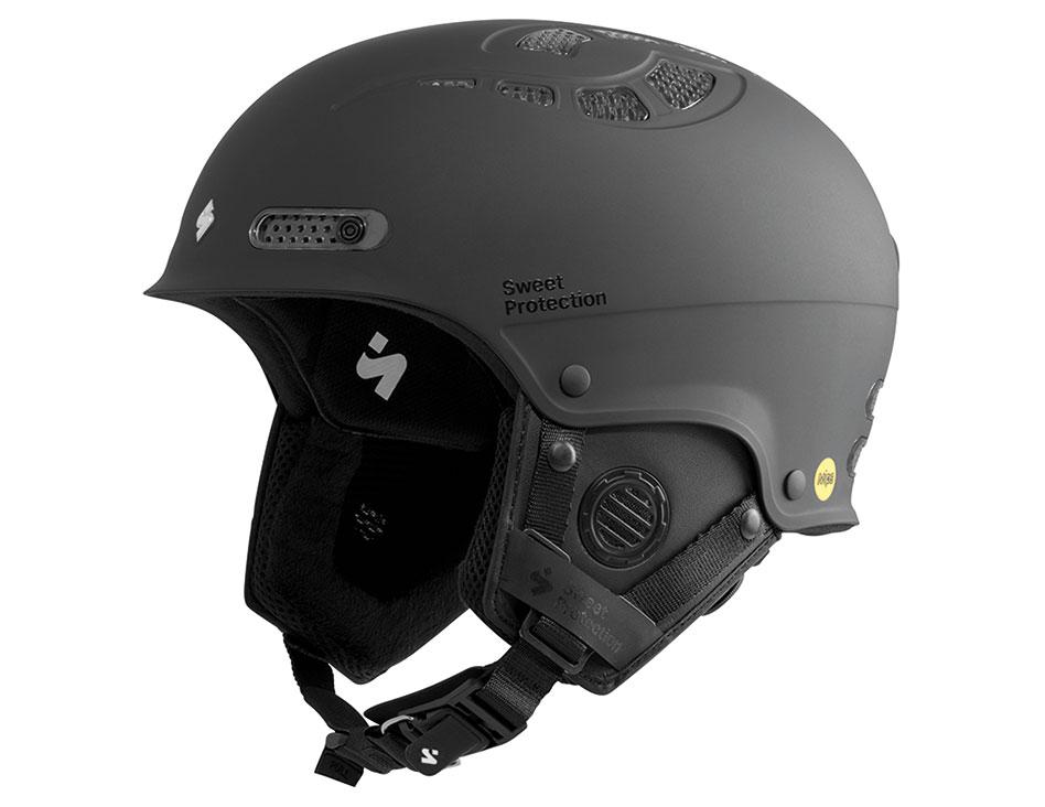 Sweet Igniter II MIPS Ski Helmet - Dirt Black