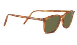 Serengeti Lenwood Sunglasses - Shiny Caramel / 555nm Polarised Photochromic