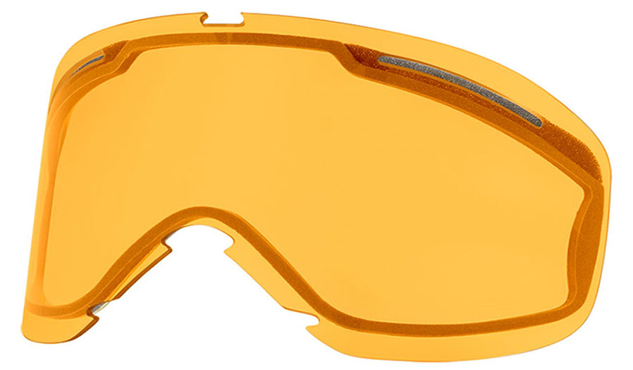 Oakley O Frame 2.0 Pro XS Ski Goggles Replacement Lens Kit - Persimmon