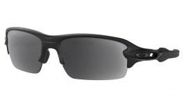 Oakley Flak XS Prescription Sunglasses - Matte Black