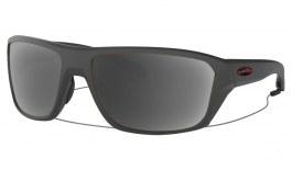 Oakley Split Shot Prescription Sunglasses - Matte Heather Grey