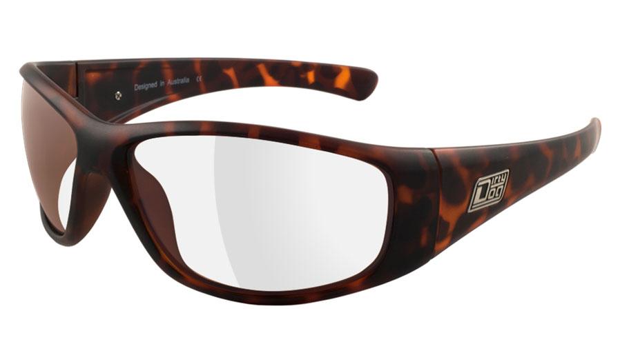 4c2439ae8a2a Dirty Dog Wolf Prescription Sunglasses - Satin Tortoise - RxSport