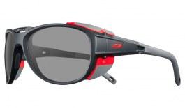 Julbo Explorer 2.0 Prescription Sunglasses - Anthracite & Red