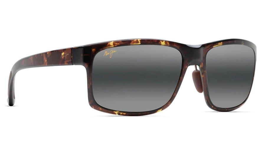 Maui Jim Pokowai Arch Prescription Sunglasses - Olive Tortoise