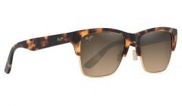 Maui Jim Perico Sunglasses - Tortoise with Gold / HCL Bronze Polarised
