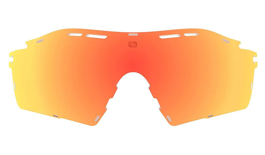 Rudy Project Cutline Replacement Lenses - Multilaser Orange