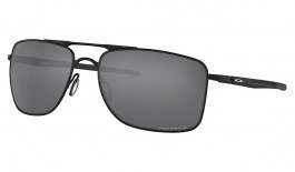 Oakley Gauge 8 Sunglasses - Matte Black / Prizm Black Polarised