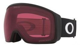 Oakley Flight Tracker XL Ski Goggles - Matte Black / Prizm Dark Grey