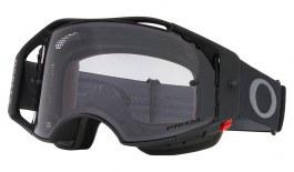 Oakley Airbrake MTB Prescription Goggles - Black Gunmetal / Prizm MX Low Light