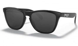 Oakley Frogskins Sunglasses - Polished Black / Prizm Black