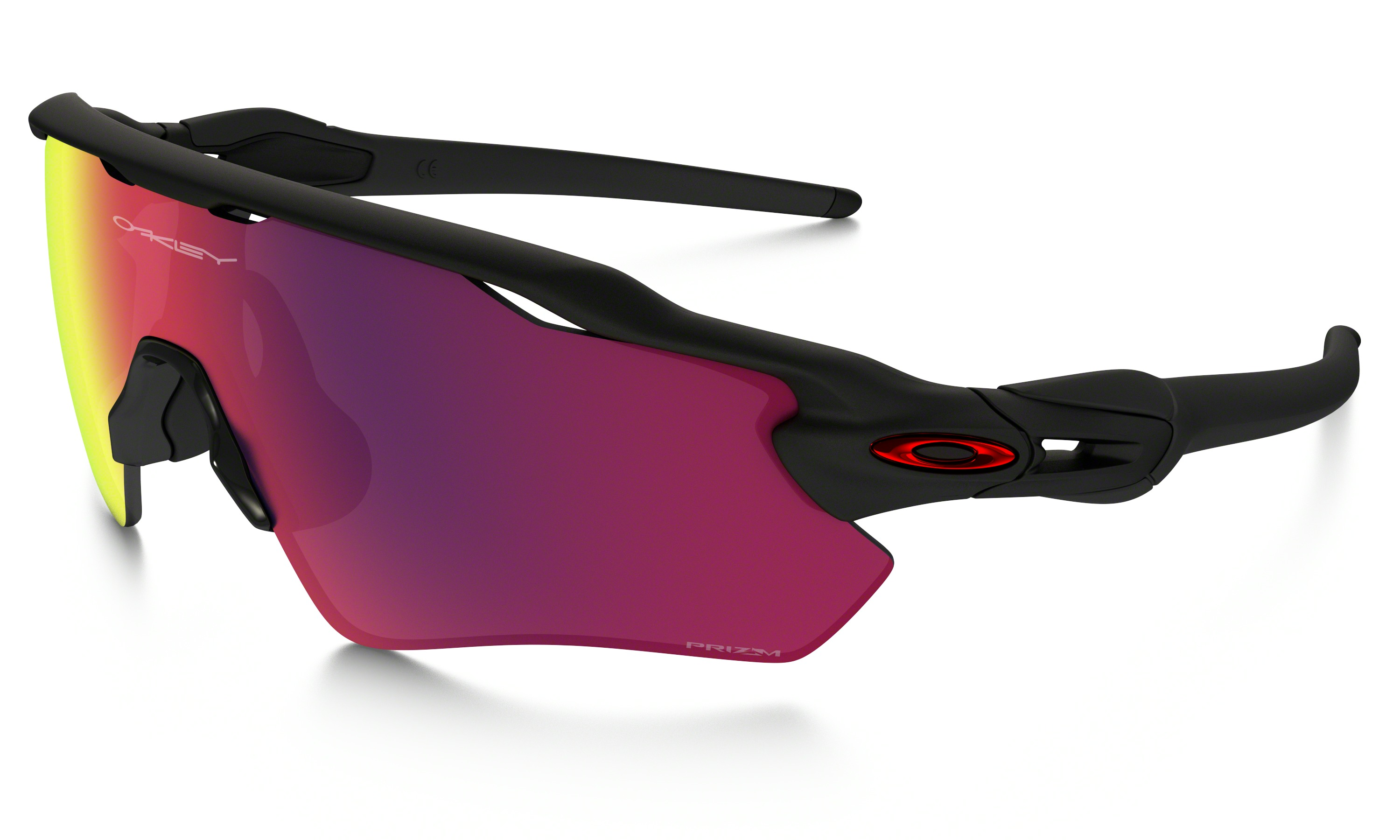 e5e02e2c53 Oakley Radar EV Path Sunglasses - Matte Black   Prizm Road - RxSport