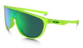 Oakley Trillbe Sunglasses - Matte Uranium / Jade Iridium