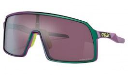 Oakley Sutro Sunglasses - Odyssey Collection Green Purple Shift / Prizm Road Black