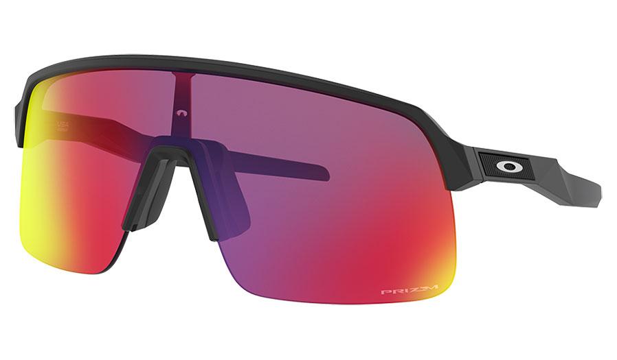 Oakley Sutro Lite Sunglasses - Matte Black / Prizm Road