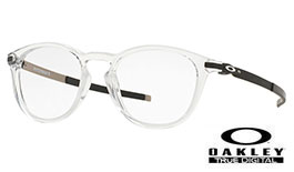 Oakley Pitchman R - Clear - Oakley Prescription Lenses