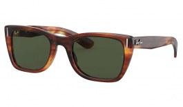 Ray-Ban RB2248 Caribbean Sunglasses - Havana / Green