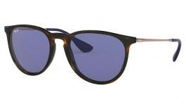 Ray-Ban RB4171 Erika Sunglasses - Tortoise & Purple / Violet