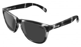 Melon Layback Sunglasses - Matte Black Tortoise