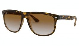 Ray-Ban RB4147 Boyfriend Sunglasses - Light Havana / Brown Gradient