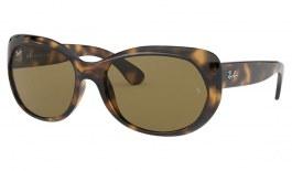 Ray-Ban RB4325 Sunglasses - Havana / Brown