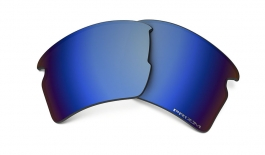 Oakley Flak 2.0 XL Replacement Lens Kit - Prizm Deep Water Polarised