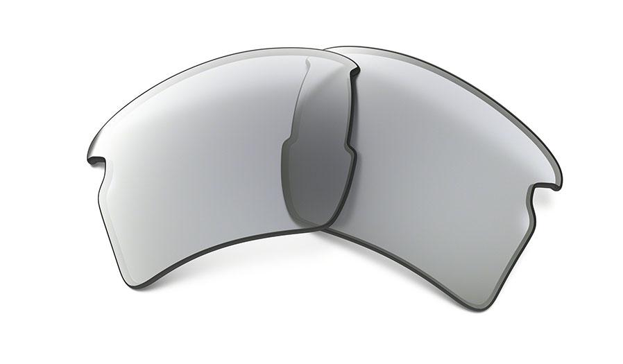 a13ab809f1 Oakley Flak 2.0 XL Replacement Lens Kit - Clear Black Iridium Photochromic