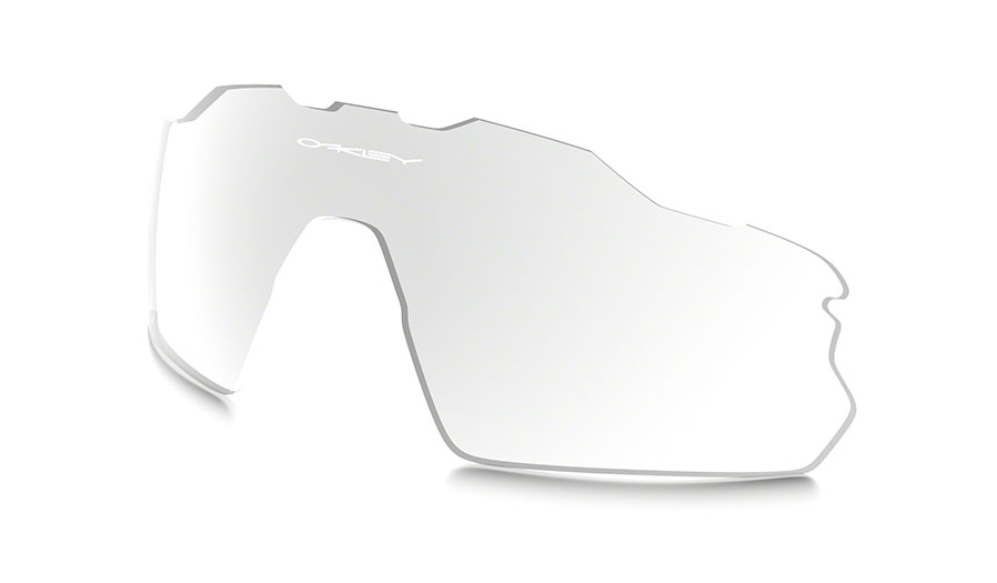 Oakley Radar EV Pitch Replacement Lens Kit - Clear