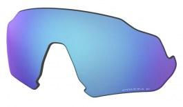 Oakley Flight Jacket Replacement Lens Kit - Prizm Sapphire Polarised