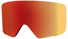 Anon M3 Ski Goggles Replacement Lens - Sonar Red