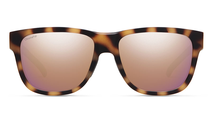 2650e15250 Smith Lowdown Slim 2 Sunglasses - Honey Tortoise   ChromaPop Rose ...
