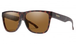 Smith Lowdown XL 2 Sunglasses - Matte Havana / Chromapop Brown Polarised