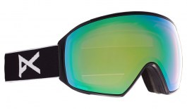 Anon M4 Toric MFI Ski Goggles - Black / Perceive Variable Green + Perceive Cloudy Pink