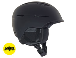 Anon Invert MIPS Ski Helmet - Black