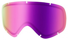 Anon Helix 2.0 Ski Goggle Replacement Lens - Sonar Pink