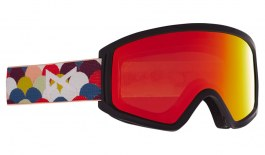 Anon Tracker 2.0 Ski Goggles - Rainbow Black / Red Solex