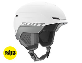 Scott Chase 2 Plus MIPS Ski Helmet - White