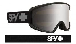 Spy Optic Crusher Elite Ski Goggles - Matte Black / HD Bronze Silver Spectra