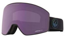 Dragon PXV2 Ski Goggles - Split / Lumalens Violet + Lumalens Purple Ion
