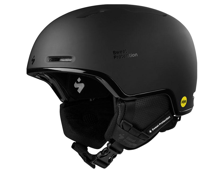 Sweet Looper MIPS Ski Helmet - Dirt Black