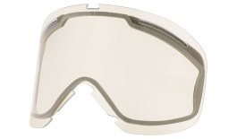 Oakley O Frame 2.0 Pro XL Ski Goggles Replacement Lens Kit - Clear