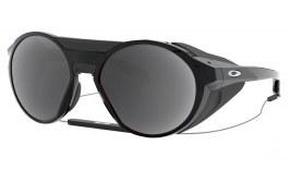 Oakley Clifden Prescription Sunglasses - Polished Black
