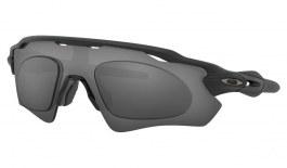 Oakley Radar EV Path Prescription Sunglasses - Matte Black (Gunmetal Icon)