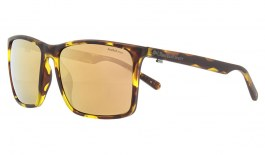 Red Bull Bow Sunglasses - Matte Havana / Brown Bronze Mirror Polarised