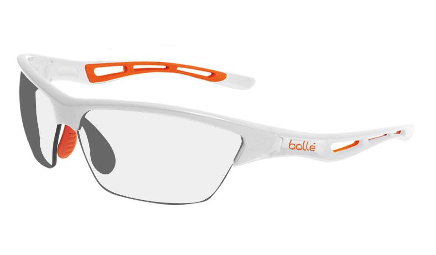58a0079e338 Bolle Tempest Prescription Sunglasses - Shiny White - RxSport