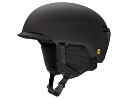 Smith Scout Jr MIPS Ski Helmet - Matte Black