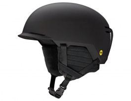 Smith Scout Jr MIPS Ski Helmet - Matte Black