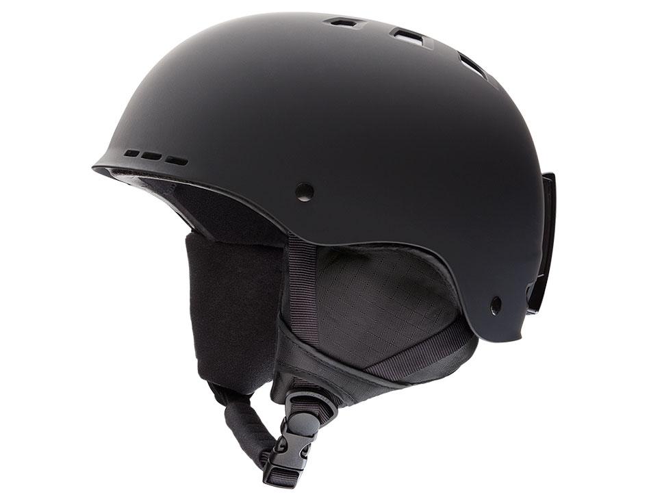 Smith Holt Ski Helmet - Matte Black