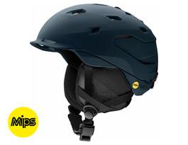 Smith Quantum MIPS Ski Helmet - Matte Petrol