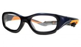 9e7734cc9b3 Rec Specs Morpheus II Glasses - Silver   Navy Blue   Clear - RxSport